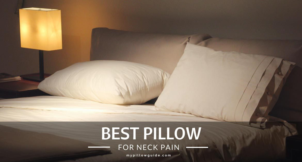 best pillow for neck pain review