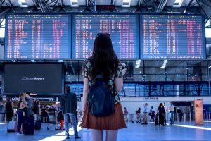 International Flights: Preparation…
