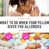 Pillow Gives You Allergies