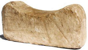 Pillow history: Ancient Mesopotamian pillow