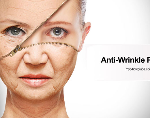 Anti-Wrinkle Pillows