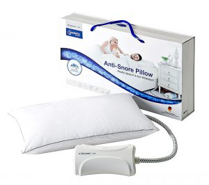 Goodnite™ Anti-Snoring Pillow by Nitetronic