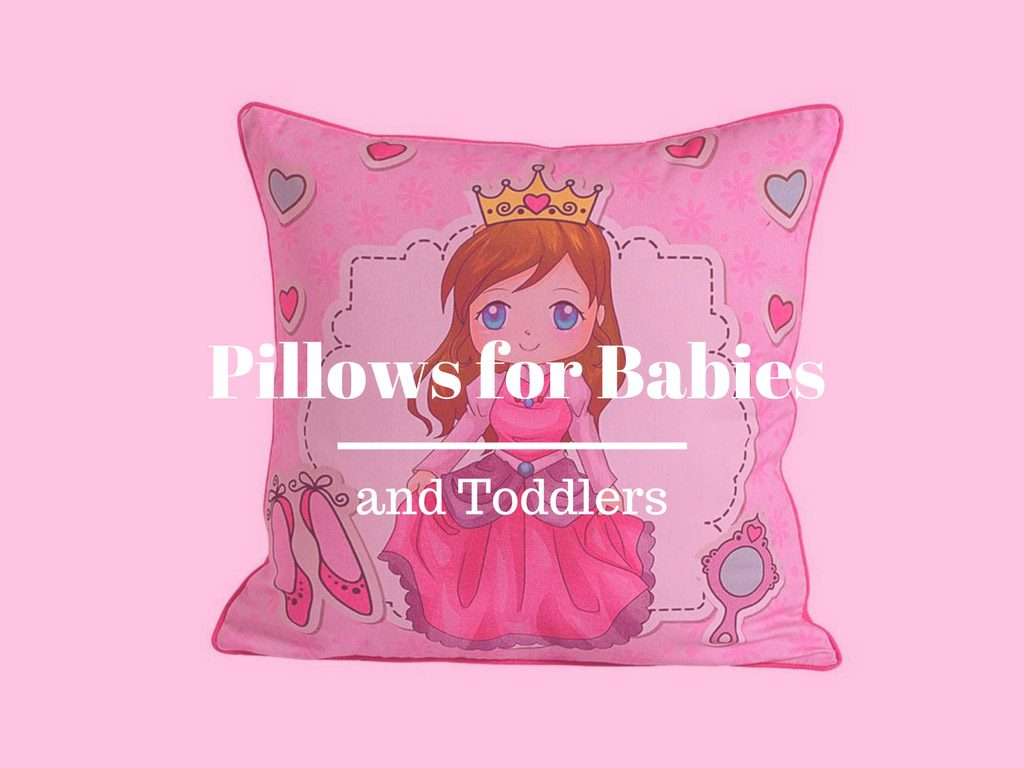 Choosing toddler pillow