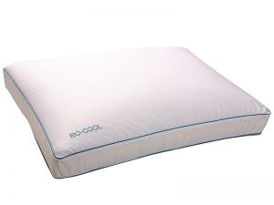 The Sleep Better Iso-Cool Memory Foam Pillow