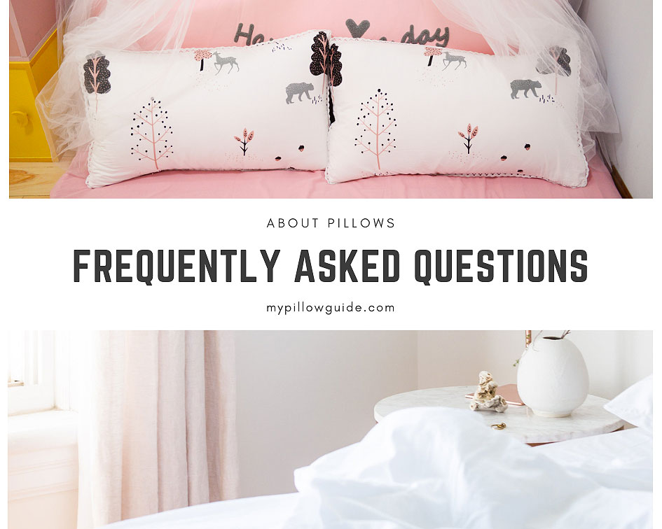 Frequently Asked Questions About Pillows