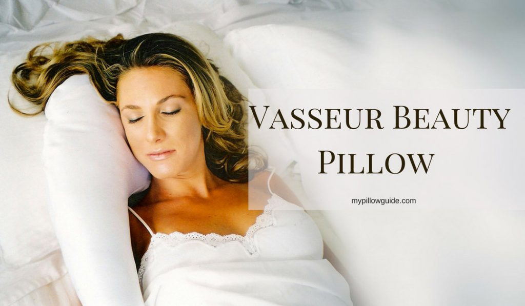 Vasseur Beauty Pillow
