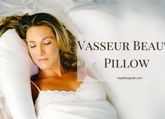 Vasseur Beauty Pillow