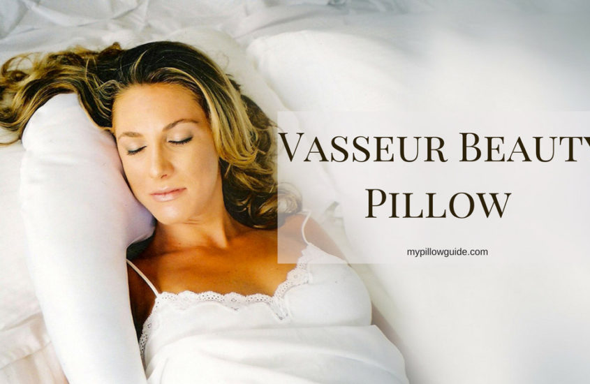The Vasseur Beauty Pillow – Secret to Anti-Aging?
