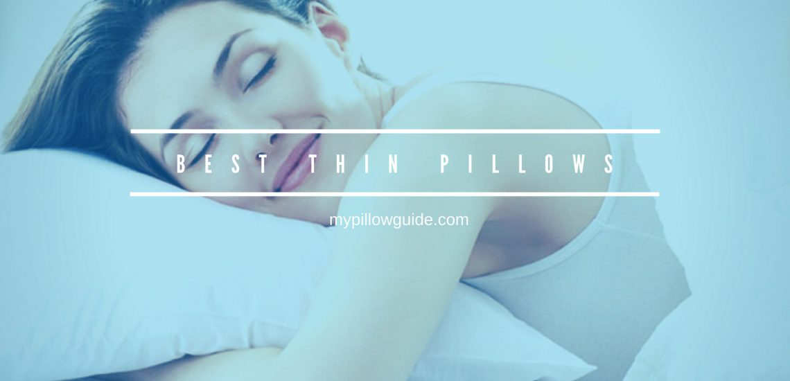Thin Pillows May Be Better For You