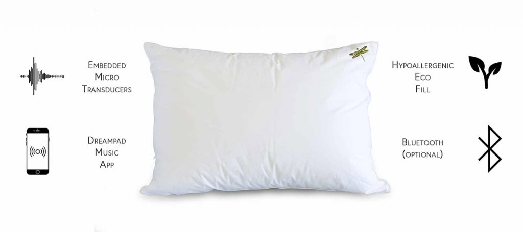 The Dreampad Pillow app