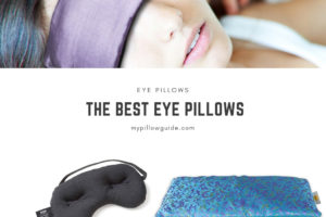 The best eye pillows