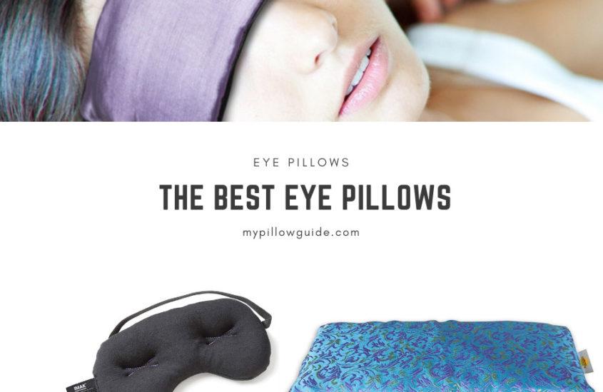 The best eye pillows